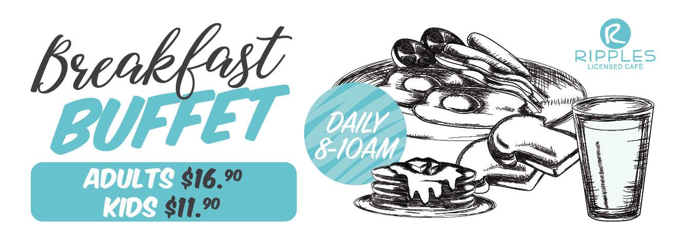 Buffet Breakfast Tweed Coast